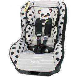 Nania Cosmo Animals biztonsági autósülés 0-18 kg Panda