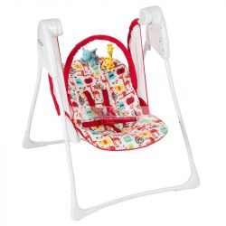 Graco elektromos babahinta Baby Delight Wild Day Out