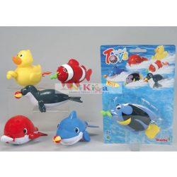 Felhúzható úszó állatok
