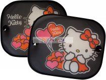 Hello Kitty autós napellenző 2 db