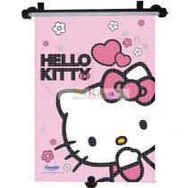 Hello Kitty autós napellenző 1 db roló
