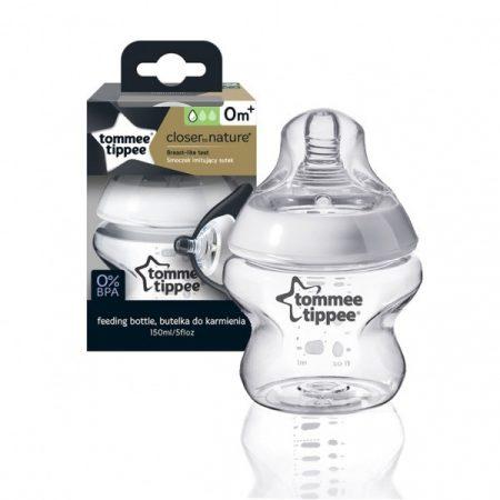 Tommee Tippee Closer to Nature cumisüveg 150 ml