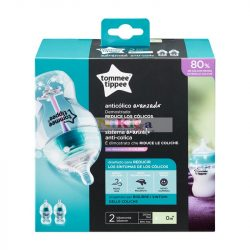 Tommee Tippee Advanced anti-colic cumisüveg 2x260ml