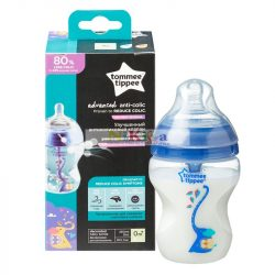 Tommee Tippee Advanced anti-colic cumisüveg 260ml - kék