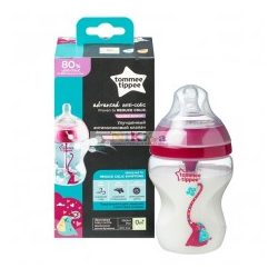 Tommee Tippee Advanced anti-colic cumisüveg 260ml - rózsaszín