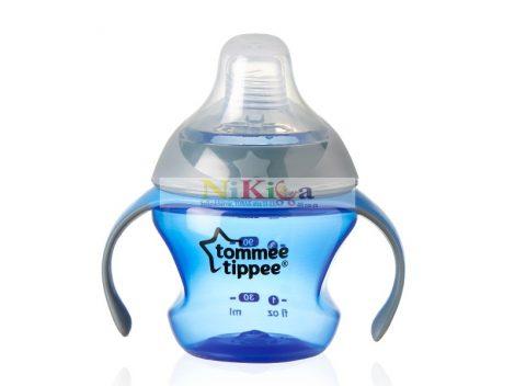 Tommee Tippee tanulópohár 150 ml 4m+ - blue
