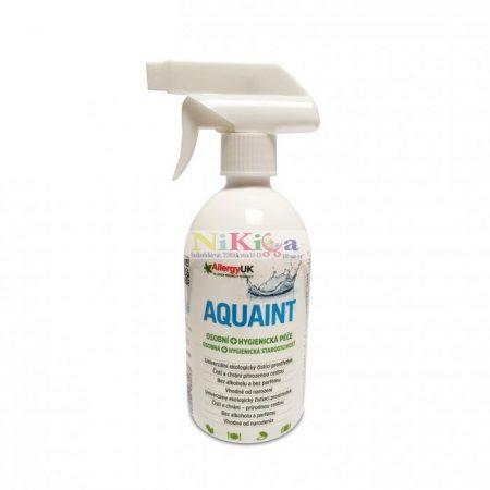 Aquaint 500 ml természetes, antibakteriális fertőtlenítő folyadék
