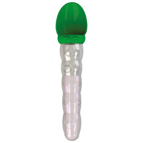 Spilly Spoon gyógyszer adagoló kanál zöld