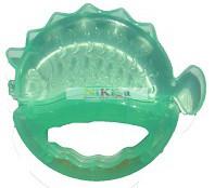 Baby Bruin állatos hűtőrágóka zöld hal 3m+