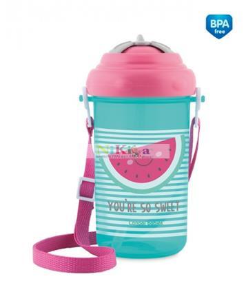 Canpol Sport kulacs szívószállal pink 400 ml 4/102