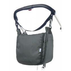 Caretero pelenkázó táska classic - graphite