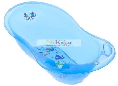TEGA piskóta 86 cm babakád - aqua kék