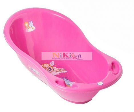 TEGA piskóta 86 cm babakád - pink princess