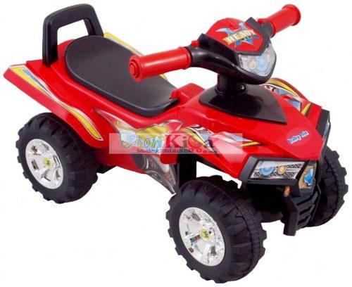 Alexis (baby mix) 4x4 kerék Quad - red