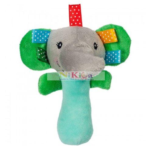Akuku plüss játék, elefánt