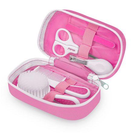 AKUKU manikürkészlet A0458 pink