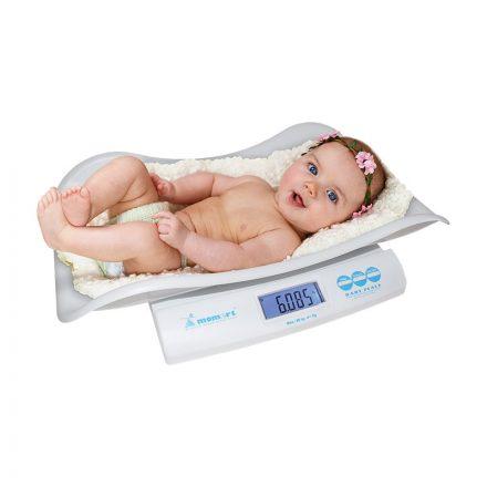 Momert digitális baba- és gyerekmérleg 6477