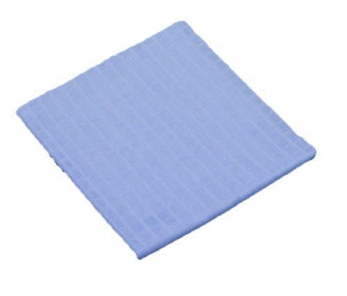 Baby Bruin kék tetra fürdőlepedő 90x140 cm