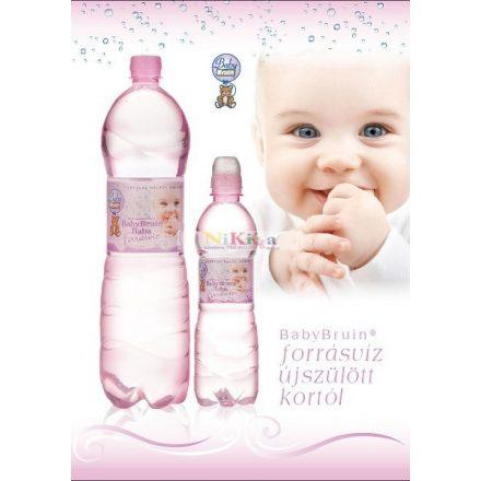 Baby Bruin babavíz 0,5 liter