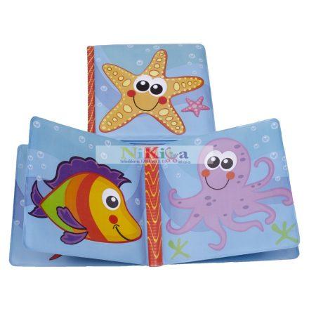 Baby Bruin fürdőjáték babakönyv