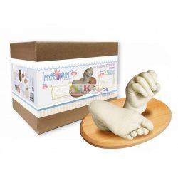 MybbPrint Kéz- és lábszobor készítő készlet - nagy készlet