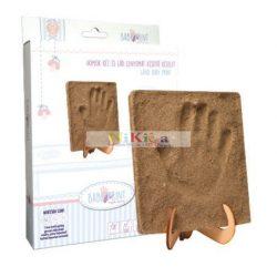 MybbPrint Homok kéz és láblenyomat készítő készlet