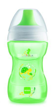 Mam Fun to Drink Cup 270ml ivópohár - zöld