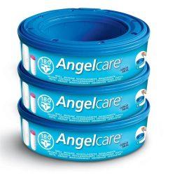 Angelcare pelenkatároló utántöltő 3db-os