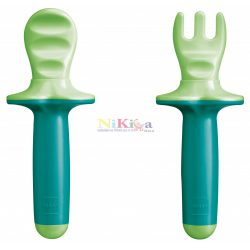 Mam Első evőeszköz készlet 2db-os zöld