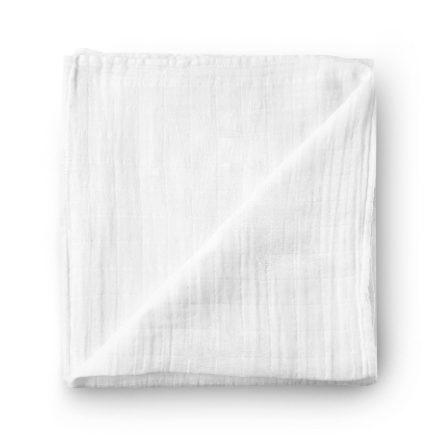 Fehér textilpelenka
