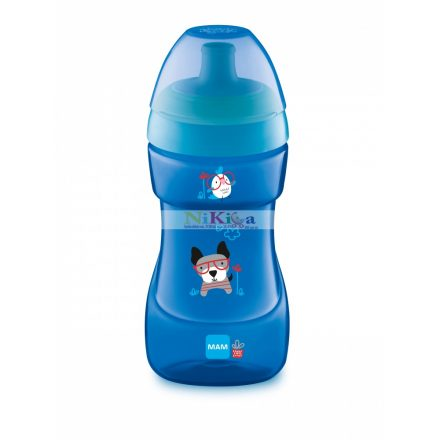 Mam Sports Cup 330 ml ivópohár kék
