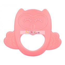 Canpol rágóka bagoly pink 51/003