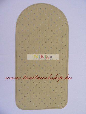 Tanita Gumi csúszásgátló kádba 34 x 73 cm bézs