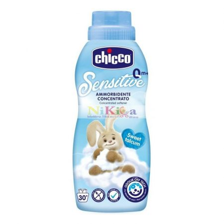 Chicco Öblítő koncentrátum 750 ml - babapúder illat