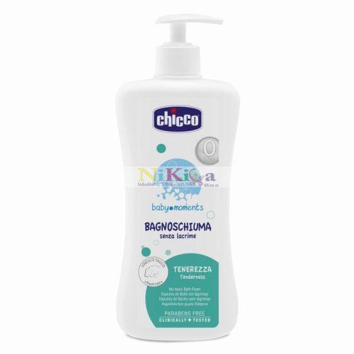 Chicco Baby Moments Könnymentes fürdető TENEREZZA 500 ml