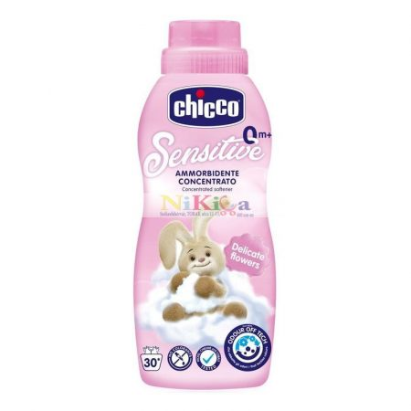 Chicco Öblítő koncentrátum 750 ml -  finom virágok illata