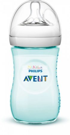 Avent Natural Cumisüveg 260 ml Kék SCF035/17