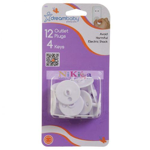 Dreambaby konnektor zár 12 db 899