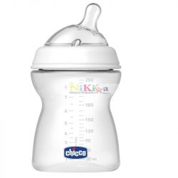 CHICCO Natural Feeling cumisüveg - 330ml
