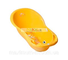 TEGA piskóta 102 cm babakád - folk sárga