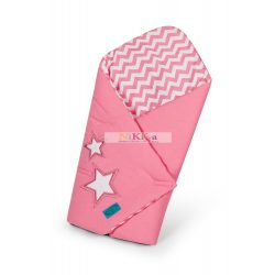 Kókuszpólya, pamut, pink stars